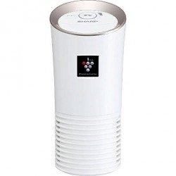 【新品】 シャープ イオン発生機 プラズマクラスター25000搭載 カップホルダータイプ ホワイト IG-HC15-W