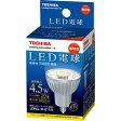 【新品】 東芝 E-CORE(イー・コア) LED電球 ハロゲン電球形 4.5W (11口金・260ルーメン・電球色) LDR5L-ME11/2