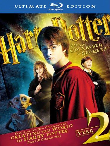 【新品】 ハリー・ポッターと秘密の部屋 アルティメット・コレクターズ・エディション [Blu-ray]