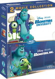 【新品】 Monsters University/Monsters Inc [Blu-ray] [Import]
