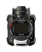 【新品】 RICOH 防水アクションカメラ WG-M1 ブラック WG-M1 BK 08271