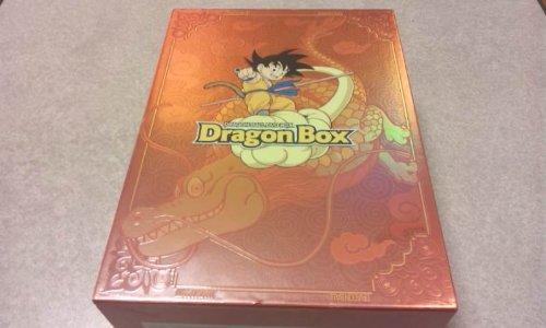 【新品】 DRAGON BALL DVD BOX DRAGON BOX:ドリエムコーポレーション