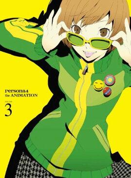 【新品】 ペルソナ4 3 【完全生産限定版】 [Blu-ray]