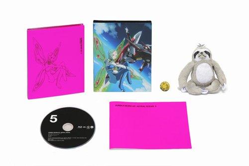 【新品】 エウレカセブンAO 5 (初回限定版) [Blu-ray]