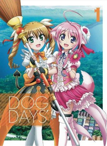 【新品】 DOG DAYS´ 1(完全生産限定版) [Blu-ray]