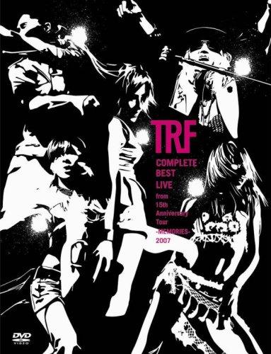 【新品】 COMPLETE BEST LIVE from 15th Anniversary Tour -MEMORIES-2007 [DVD]