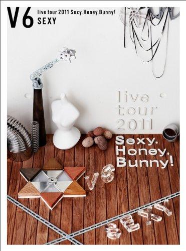 【新品】 V6 live tour 2011 Sexy.Honey.Bunny!(Sexy盤)(初回生産限定)[DVD]:ドリエムコーポレーション