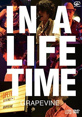 【新品】 IN A LIFETIME (DVD盤)