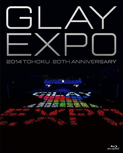 【新品】 GLAY EXPO 2014 TOHOKU 20th Anniversary Blu-ray~Standard Edition~(Blu-ray1枚組)
