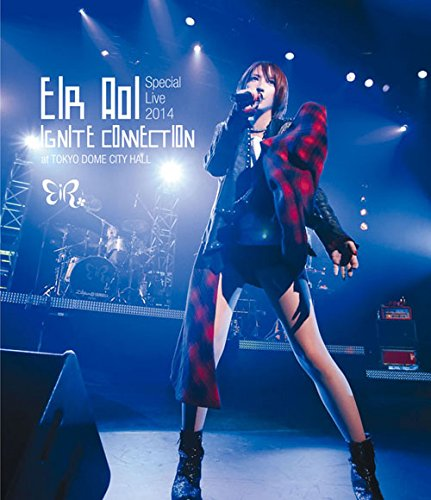【新品】 藍井エイル Special Live 2014 ~IGNITE CONNECTION~ at TOKYO DOME CITY HALL [Blu-ray]