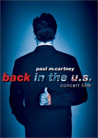 【新品】 Back in the Us Live 2002 [DVD] [Import]