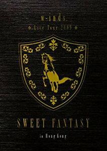 """【中古】w-inds. Live Tour 2009 """"SWEET FANTASY""""in Hong Kong [DVD]"""