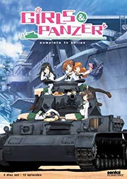 CD・DVD, その他 Girls Und Panzer: TV Collection DVD Import