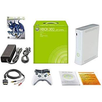 【中古】Xbox 360 コアシステム ブルードラゴン プレミアムパック (通常版) (特典無し) 【メーカー生産終了】画像