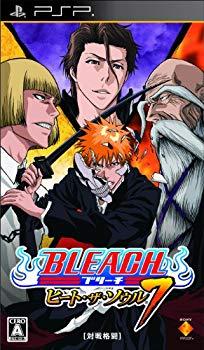 【中古】BLEACH ~ヒート・ザ・ソウル7~ - PSP画像