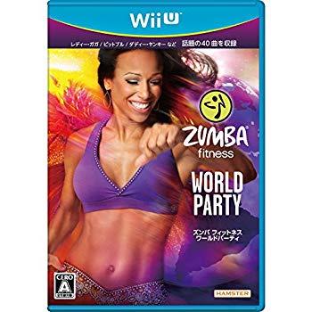 【中古】ズンバ フィットネス ワールドパーティ - Wii U