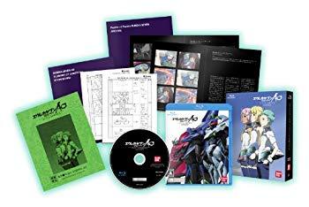 【中古】(未使用・未開封品) エウレカセブンAO -ユングフラウの花々たち- GAME&OVA Hybrid Disc (初回限定生産版) - PS3画像