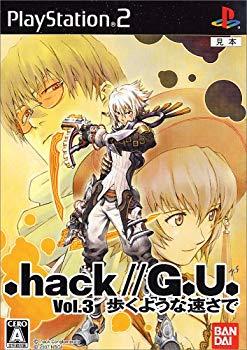 【中古】.hack//G.U. Vol.3 歩くような速さで画像