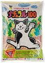 【中古】スーパーキャット (Super Cat) ナチュラル100 猫用 8L