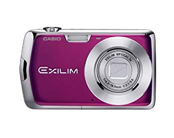 【中古】CASIO デジタルカメラ EXILIM EX-Z1 パープル EX-Z1PE