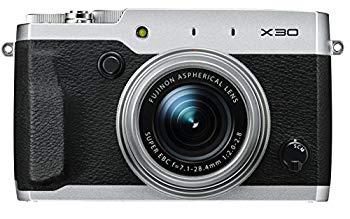 デジタルカメラ, コンパクトデジタルカメラ FUJIFILM X30 FX-X30 S