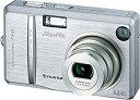 【中古】FUJIFILM FinePix F455 S デジタルカメラ シルバー