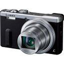 【中古】パナソニック デジタルカメラ ルミックス TZ60 光学30倍 シルバー DMC-TZ60-S