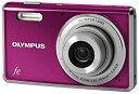 【中古】OLYMPUS デジタルカメラ CAMEDIA FE-4000 ピンク FE-4000 PNK