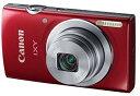 【中古】Canon デジタルカメラ IXY 120 光学8倍ズーム レッド IXY120(RE)