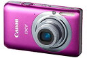 【中古】Canon デジタルカメラ IXY 210F ピンク IXY210F(PK)