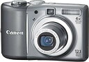 【中古】Canon デジタルカメラ PowerShot (パワーショット) A1100 IS シルバー PSA1100IS(SL)