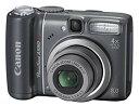 【中古】Canon デジタルカメラ PowerShot (パワーショット) A590 IS PSA590IS