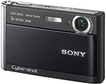 デジタルカメラ, コンパクトデジタルカメラ  SONY T70 DSC-T70-B