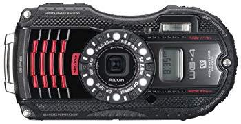 デジタルカメラ, コンパクトデジタルカメラ RICOH RICOH WG-4GPS 14m2.0m-10 RICOH WG-4GPSBK 08543