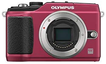 TV・オーディオ・カメラ, その他 OLYMPUS PEN E-PL2 E-PL2 BODY RED