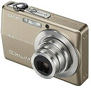 【中古】カシオ計算機 EXILIM デジタルカメラ有効画素数600万画素 本体色:ゴールド EX-Z600GD