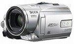 【中古】JVCケンウッド ビクター Everio エブリオ ビデオカメラ ハイビジョンハードディスクムービー 60GB GZ-HD3-B