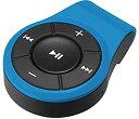 【中古】グリーンハウス Bluetooth ブルートゥース ワイヤレスオーディオレシーバー Bluetooth 4.0 準拠 通話対応 マイク 搭載 クリップ付 GH-BHRA-BL ブ