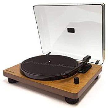 【中古】Amadana Music UIZZ-18520 レコードプレーヤー SIBRECO