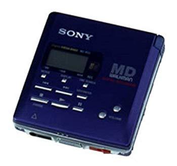 ポータブルオーディオプレーヤー, ポータブルMDプレーヤー SONY MZ-R55 MD MDLPMD