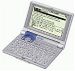 【中古】SEIKO 電子辞書 S SR-M5000 (コンパクトタイプ/省エネ・英語重視/ジーニアス英和大辞典255000語タイプ)