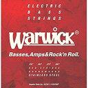 【中古】WARWICK ワーウィック エレキベース弦 4弦セットステンレス 42230 RED Strings Light 035/095