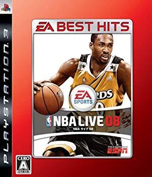 【中古】EA BEST HITS NBAライブ 08 - PS3