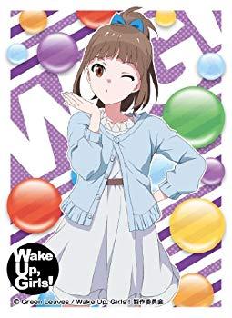【中古】きゃらスリーブコレクション マットシリーズ 「Wake Up Girls!」 久海菜々美 (No.MT030)画像