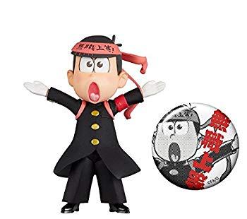 【中古】おそ松さん おそ松 -押忍松-黒ランver. ワールドコレクタブルフィギュア画像