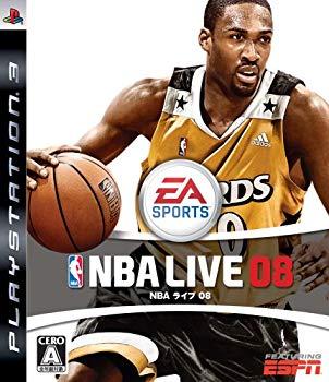 【中古】NBAライブ08 - PS3