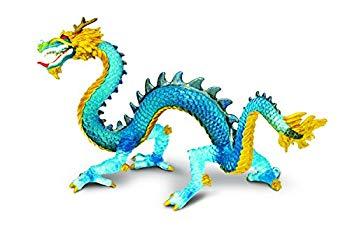 【中古】Safari Dragons ( ドラゴンズ ) クリスタルブルードラゴン 10175画像