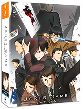 CD・DVD, その他  DVD-BOX (12 300) JOKER GAME DVD Import PAL