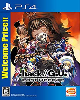 【中古】【PS4】.hack//G.U. Last Recode Welcome Price!!画像