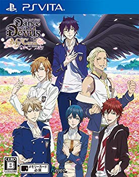 【中古】Dance with Devils My Carol 通常版 - PSVita画像
